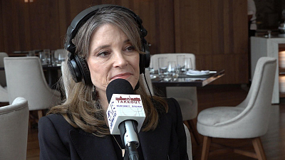 "The Takeout - Marianne Williamson on ""The Takeout"""