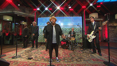 "CBS This Morning - Mavis Staples performs ""We Get By"""
