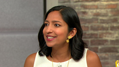 CBS This Morning - Priya Krishna reveals her signature recipes