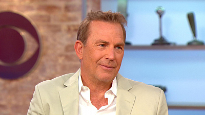 "CBS This Morning - Kevin Costner talks Season 2 of ""Yellowstone"""