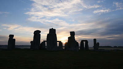 "CBS This Morning - ""Holy Grail"" of Stonehenge comes home"