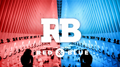 Red and Blue - 6/19/19: Red and Blue