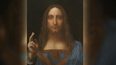 "CBS This Morning - Is ""Salvator Mundi"" a real da Vinci?"