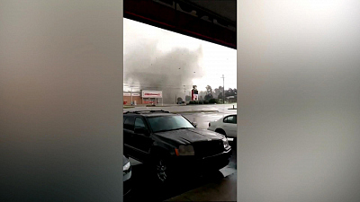 CBS This Morning - Powerful tornado rips through South Bend