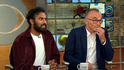 "CBS This Morning - Himesh Patel on new film ""Yesterday"""