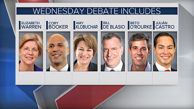 CBS This Morning - How Democrats are prepping for first debate