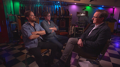 CBS This Morning - The Black Keys open up about their time apart