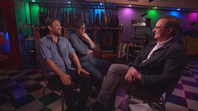CBS This Morning - The Black Keys on their break from touring
