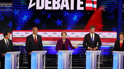 CBS This Morning - 1st Democratic debate: Who won and who lost?