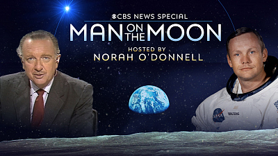 CBS News Specials - CBS News special: 'Man on the Moon'