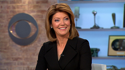 CBS This Morning - Norah O'Donnell on her CBS Evening News debut