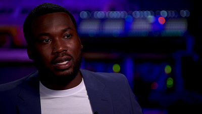 CBS This Morning - Meek Mill talks life on probation