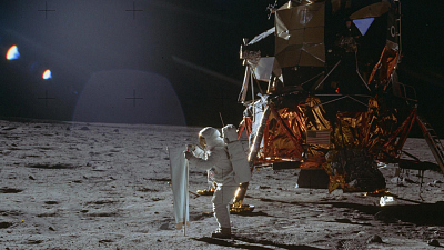 CBS This Morning - Memorable moments from the Apollo 11 mission