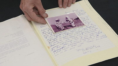 CBS This Morning - The letters the world sent Neil Armstrong
