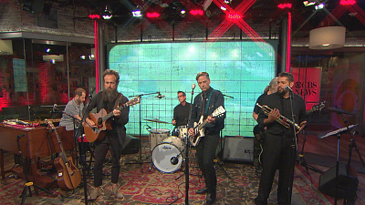 "CBS This Morning - Iron & Wine, Calexico: ""Father Mountain"""