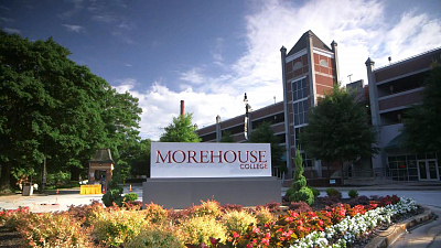 CBS This Morning - Morehouse College administrator on leave