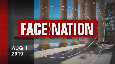 Face The Nation - 8/4: Sherrod Brown, Beto O Rourke, Will Hurd