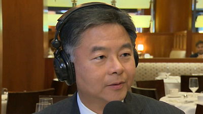 "The Takeout - Rep. Ted Lieu on ""The Takeout"""