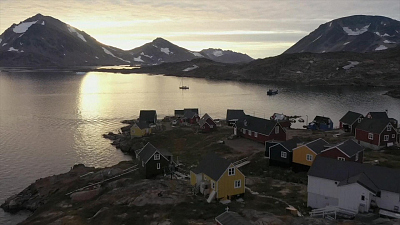 "CBS This Morning - Lawmaker: Greenland bid is ""grotesque"""