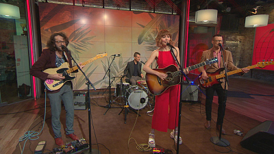CBS This Morning - Molly Tuttle: Light Came In (Power Went Out)
