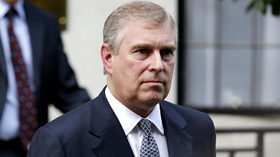 CBS This Morning - Buckingham Palace on Prince Andrew allegations