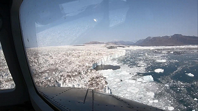 CBS This Morning - NASA program studying why Greenland's melting