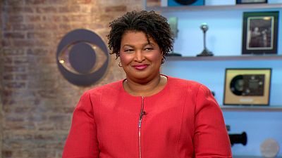 CBS This Morning - Stacey Abrams on voter suppression & election interference