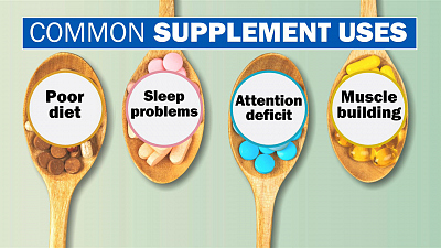 CBS This Morning - What to know before giving kids supplements