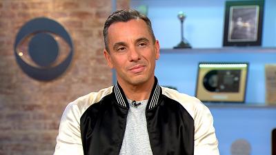 CBS This Morning - Sebastian Maniscalco talks hosting the VMA's