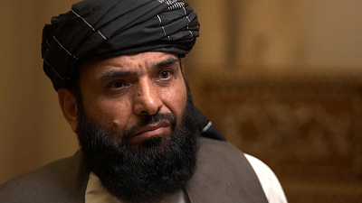 CBS This Morning - Taliban spokesman: Al Qaeda not behind 9/11