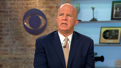 CBS This Morning - NYPD commissioner on firing Daniel Pantaleo