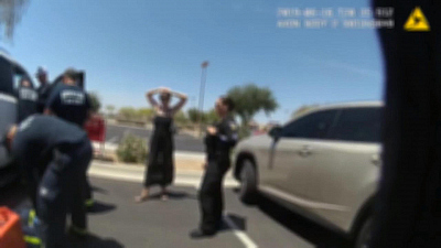 CBS This Morning - Dramatic rescue of infant left in hot car
