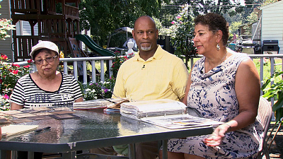 CBS This Morning - The Tuckers: America's first African family
