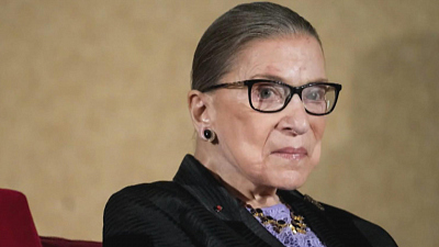 CBS This Morning - Justice Ginsburg finishes therapy for tumor