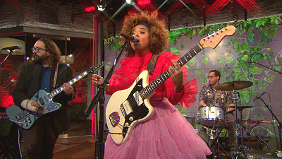 "CBS This Morning - Seratones performs ""Power"""
