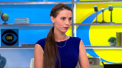 Watch CBS This Morning: Ex-gymnast on Larry Nassar, new book