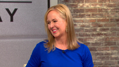CBS This Morning - The Dish: Cookbook author Amanda Haas