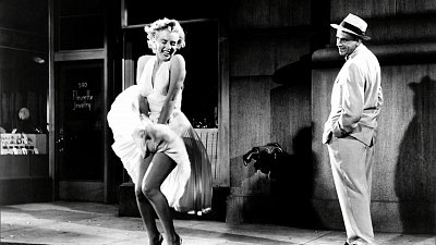 Sunday Morning - Almanac: Marilyn Monroe's dress