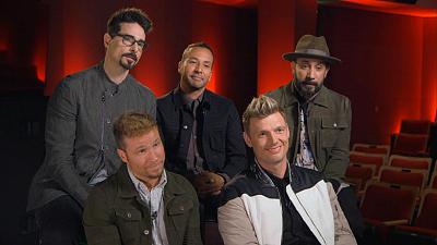 Sunday Morning - Backstreet Boys-mania