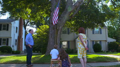 Sunday Morning - The little patriot