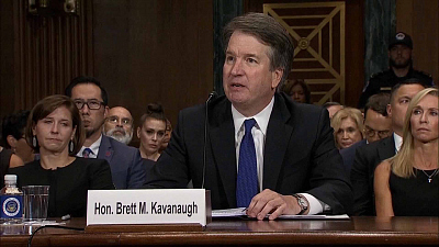 CBS This Morning - New Brett Kavanaugh misconduct allegations