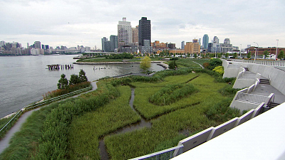 CBS This Morning - The parks that protect cities from flooding