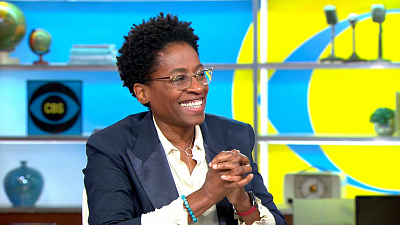 """CBS This Morning - """"Red at the Bone"""" author Jacqueline Woodson"""