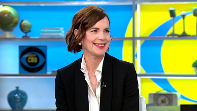 "CBS This Morning - Elizabeth McGovern on ""Downton Abbey"" film"