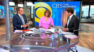 CBS This Morning - Shooting-themed hoodies prompt backlash