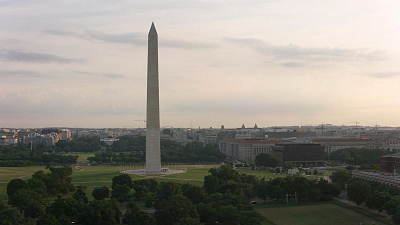 CBS This Morning - Washington Monument set to reopen Thursday