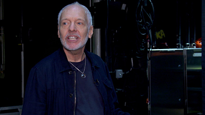CBS This Morning - Peter Frampton remembers his first MSG show