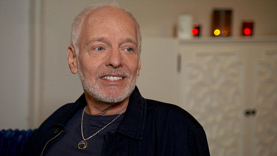 CBS This Morning - Peter Frampton on preparing for his last show