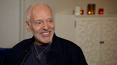 CBS This Morning - Peter Frampton talks life after farewell tour