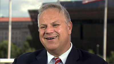 "The Takeout - ""The Takeout"": Interior Sec. David Bernhardt"